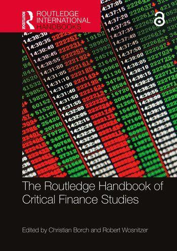 critical finance studies