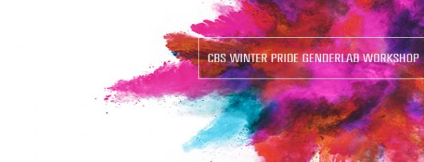 Genderlab Winter Pride