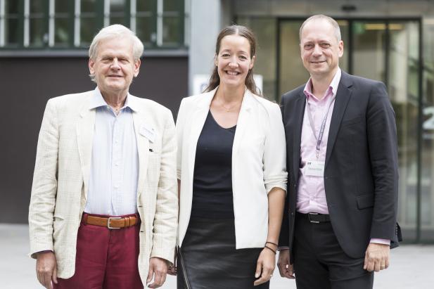 Christer Karlsson, Christina Merolli Poulsen, Thomas Ritter