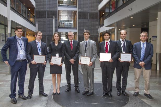 Top Finance Graduate Award 2013 in pictures | CBS - Copenhagen