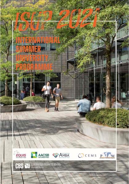 ISUP 2021 brochure