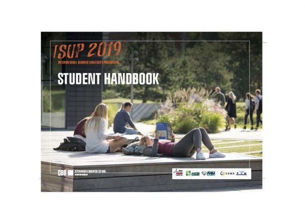ISUP Student Handbook 2019
