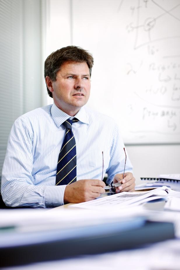 Jesper Berg, Nykredit Bank