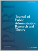 Journal of Public Administration Research and Theory