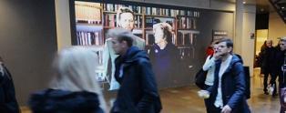 Kunst på CBS, Solbjerg Plads