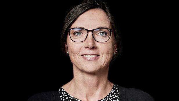 Portrætbillede af Inger Askehave, prorektor CBS