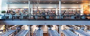 Bibliotek på Solbjerg Plads