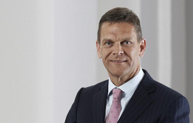 Ole Andersen, Danske Bank