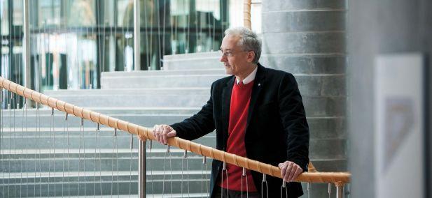 Symposion for rektor Per Holten-Andersen