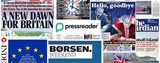 Læs nyheder i Pressreader
