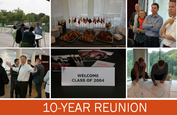 Full-time MBA Reunion 2014