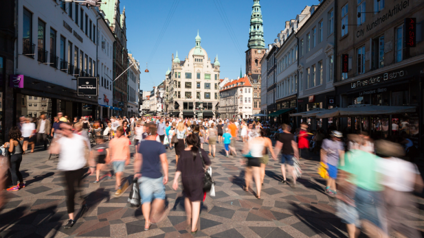 Handlende i København