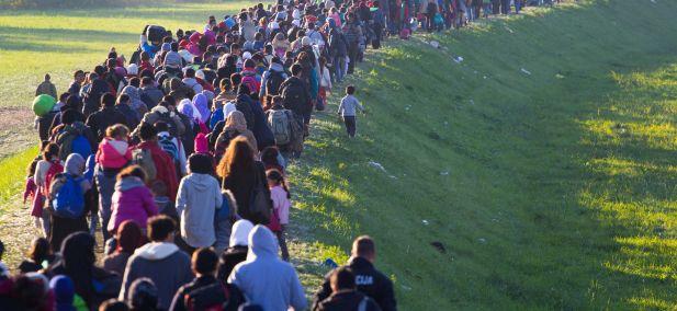 Kom til debat om virksomheders rolle i flygtningekrisen
