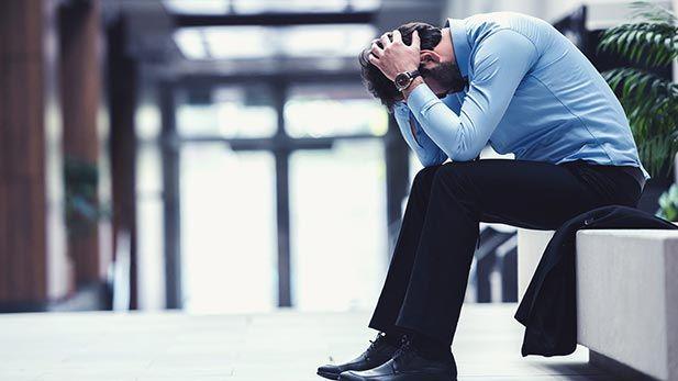Medarbejdere skammer sig til stress Shame triggers stress