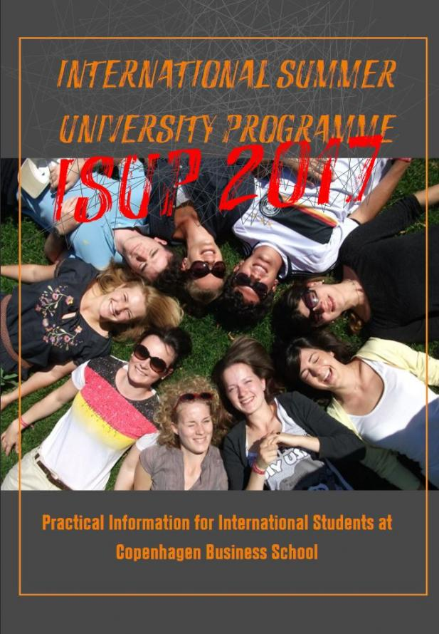 ISUP Student Survival Guide 2017