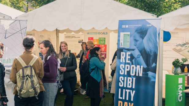 CBS Sustainability at Festival for the Global Goals 2019