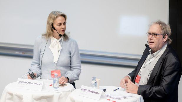 Panel debate DFI 2019