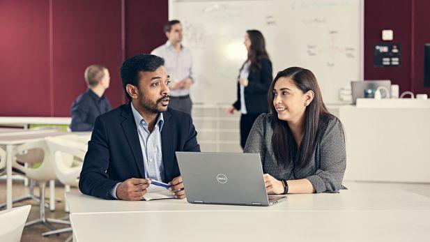 Copenhagen MBA students classroom 2018