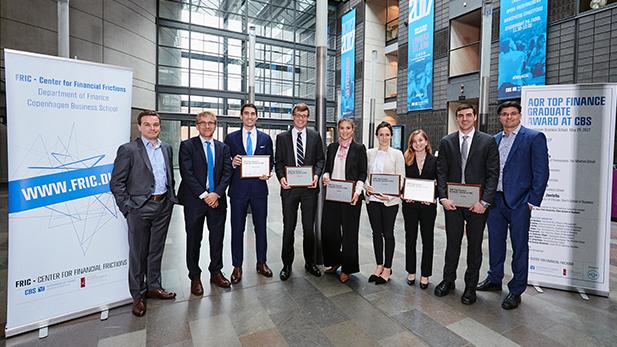 AQR TFGA Winners 2017