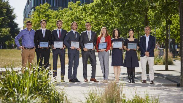 AQR TFGA Winners 2018