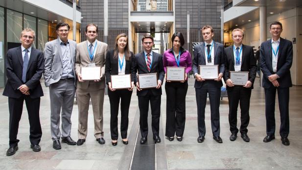 Top Finance Graduate Award Winners 2014