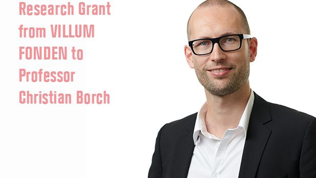Christian Borch grant