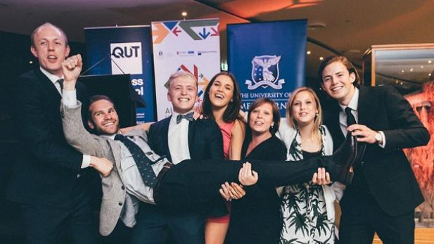 Champions Australian Undergraduate Business Case Competition 2016