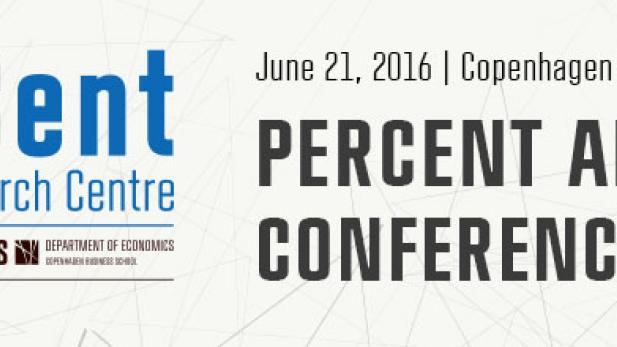 PeRCent Annual Conference: Pension Systems in an Era of Uncertainty