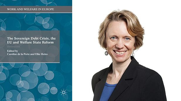 Caroline de la Porte & Elke Heins edit book on The Sovereign Debt Crisis