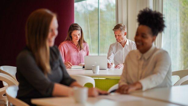 Copenhagen MBA classroom 2019