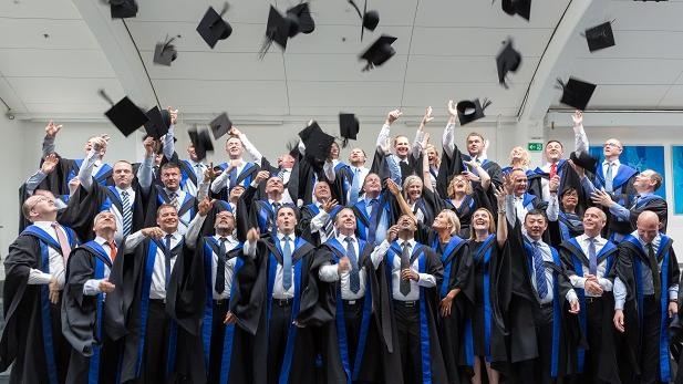 CBS Blue MBA Graduation 2015