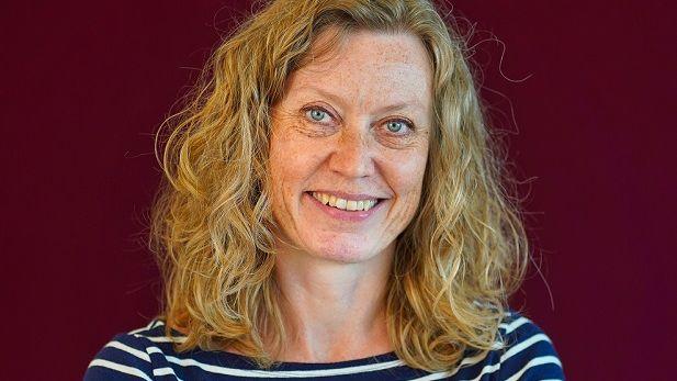 Charlotte Rojgaard CBS Blue MBA