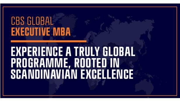 CBS GEMBA - a global programme