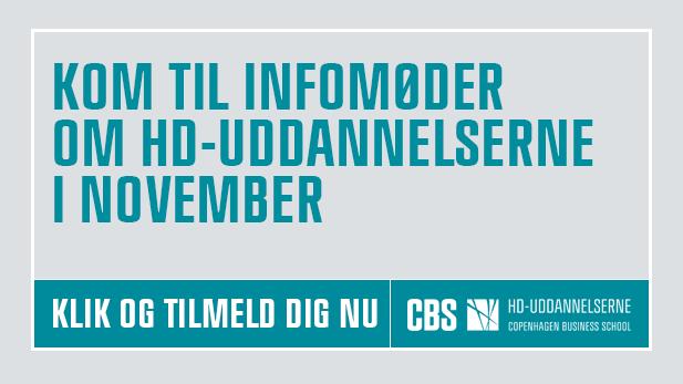 Kom til informationsmøde om HD i november