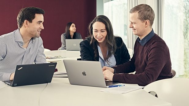 Copenhagen MBA 2018 classroom pic