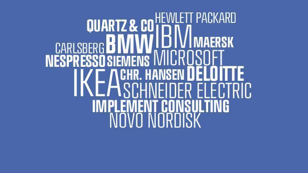 Copenhagen Full-time MBA corporate recruiters snapshot