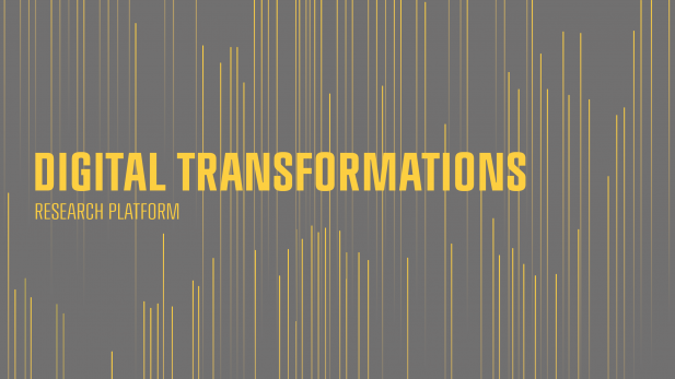 Digital Transformations Research Platform