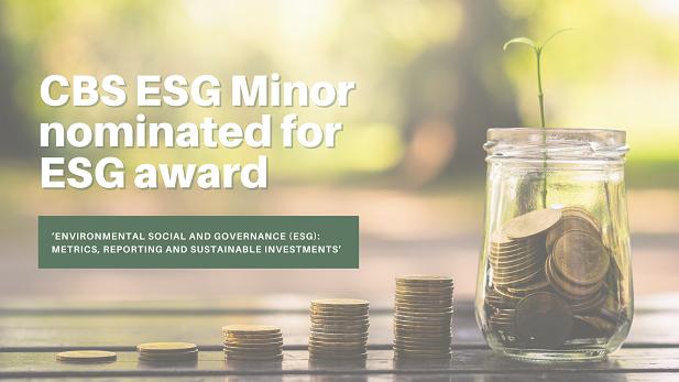 ESG Minor
