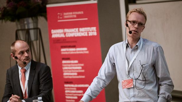 Panel debate Martin Møller Andreasen