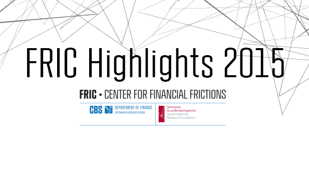 FRIC highlights 2015 banner