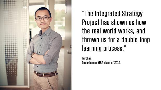 Fu Chen Copenhagen MBA ISP quote