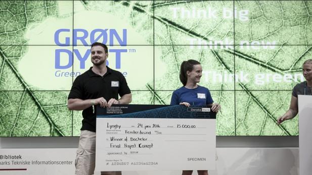 Green Challenge Winners 2016