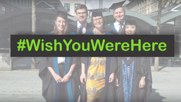 Wish You Were Here Copenhagen MBA Video 2018