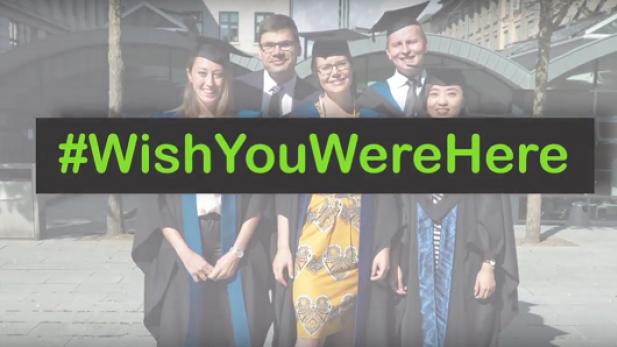 Wish You Were Here Copenhagen MBA Video 2018