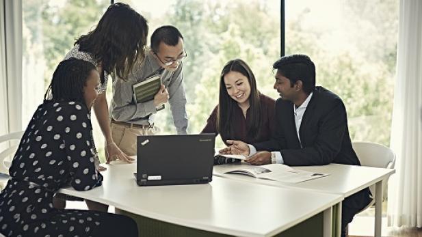 Copenhagen MBA group work