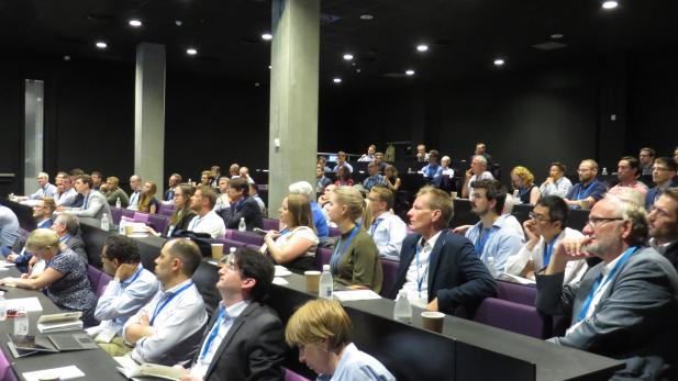 Audience at FRIC17