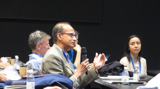 Suresh Sundaresan at FRIC17