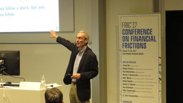 Paul Glasserman at FRIC17