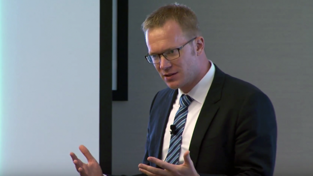 Jens Dick-Nielsen on corporate bond market liquidity at MIT conference 2016