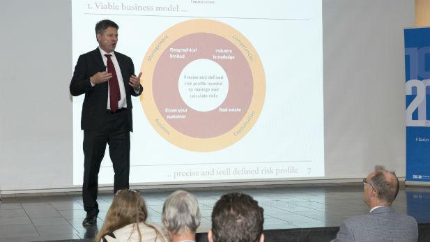 Jesper Berg - CEO, Finanstilsynet